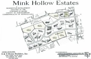 Lots Available Mink Hollow Estates